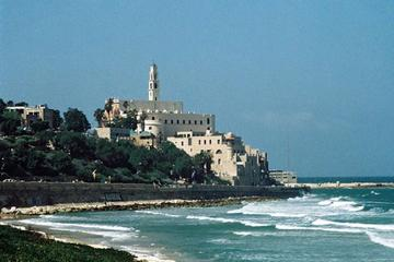 Tel Aviv and Jaffa Private Tour from Netanya