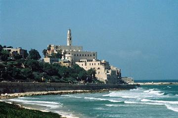 Visite de Tel Aviv et de Jaffa