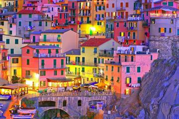 CINQUE TERRE TOUR: levante ligure extraordinary landscapes (from San Gimignano)