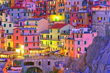 CINQUE TERRE TOUR: levante ligure extraordinary landscapes (from Siena)