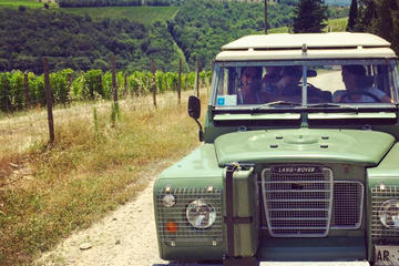 Off Road Wine Tour in Chianti Valley (from Florence)