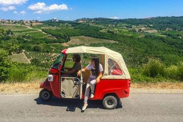 Tuk Tuk: Crazy for Ape Tour Including Lunch and Wine Tasting