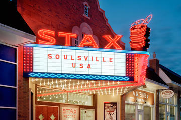 Day Trip Stax Museum of American Soul Music Admission near Memphis, Tennessee