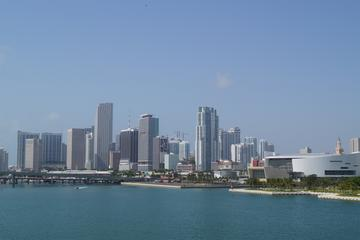 Miami City Tour and Biscayne Bay Cruise with Small Group