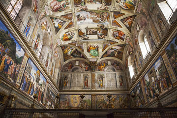 Skip-the-Line Vatican Museums Small Group Tour
