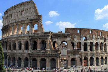Tour der antiken Monumente von Rom mit Keine Warteschlange-Pässen