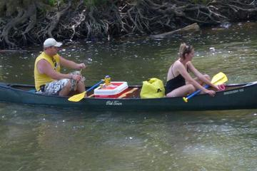 Book Two Person Single Day Trip with Canoe Along The Blue River in Indiana on Viator
