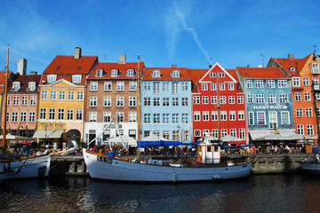 Copenhagen Private Transfer from hotel to Copenhagen airport