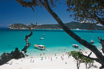 Arraial do Cabo Full day Tour- Brazilian Caribe