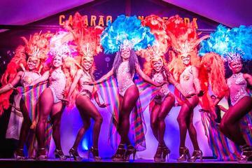 Espectáculo de samba autentico en Río de Janeiro con cena