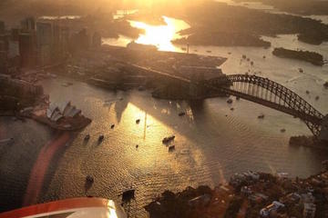 Sydney Sightseeing and Aerobatic Joy Flight