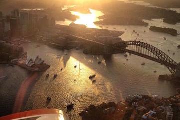 Visita turistica di Sydney e volo