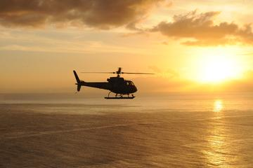Helicopter Transfer: Papeete Airport to Moorea Airport