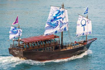 Hong Kong Aqua Luna Cruise Transfer to Lamma Island