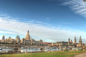 Klassischer Dresden-Spaziergang mit...