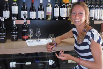 Cata de vinos de Oporto en Wine Guest Belem