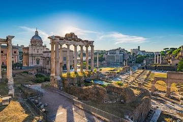 7 Hour Tour of Rome Landmarks and The Vatican