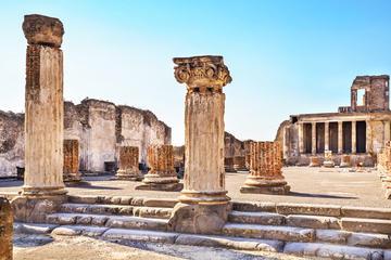 Bus-navette de Rome à Pompéi et...