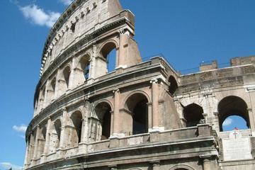 Excursão a pé de meio dia pela Roma...