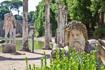 Heldagstur fra Rom til Tivoli: Hadrians Villa og Villa d'Este