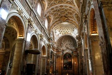 Konstpromenad i Caravaggios fotspår i Rom med vinprovning