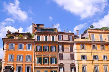 Roma: Excursión a pie de medio día por Trastevere y el gueto judío