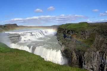 Golden Circle Day Trip by Minibus from Reykjavik