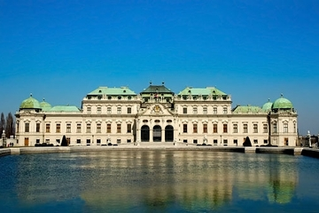Fotospaziergang durch Wien: Musik und Erhabenheit