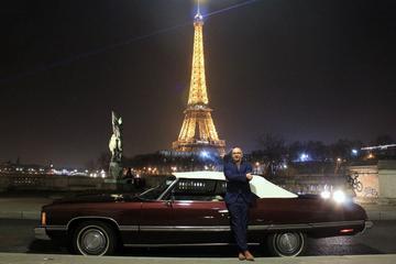 Open Air Paris Vintage Chevrolet Experience