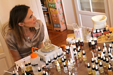 Parfumworkshop in Parijs