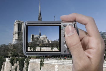 Photographer's Walking Tour of Paris