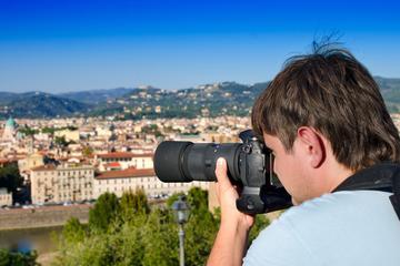 Tour fotografico a piedi di Firenze