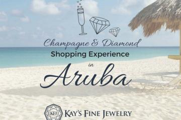 Champagne Shopping Experience at