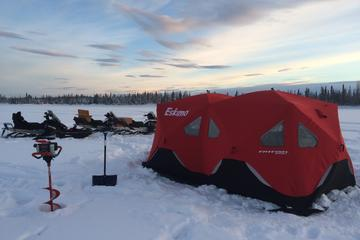 Fairbanks Ice Fishing--Private Tour