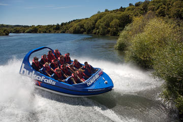 Taupo Adventure Combo: Jet Boat Ride...