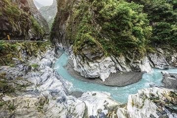 台北発5日間極上台湾プライベート ツアー:日月…