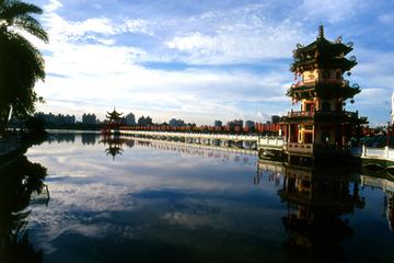 4-tägige Tour durch Taiwan ab Taipei: Sonne-Mond-See...