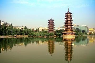 Circuit 5jours - Le meilleur de Taïwan, au départ de Taipei: Lac du...