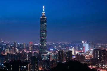 Recorrido nocturno por Taipéi con cena Din Tai Fung