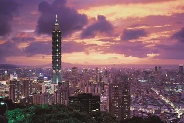 Taipei Night Tour including Din Tai