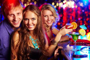 All Access Vegas Nightclub-kort, inklusive poolparties