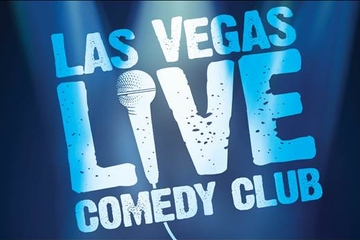 Las Vegas Live Comedy Club im Planet Hollywood Resort und Casino