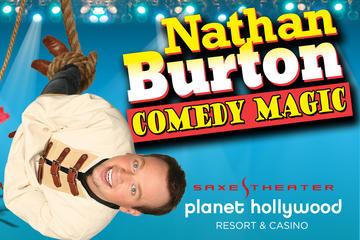 Nathan Burton Magic Show im Planet...