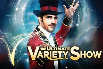 """V: The Ultimate Variety Show"" på..."