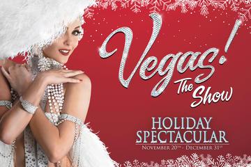 Vegas! The Show en Planet Hollywood...
