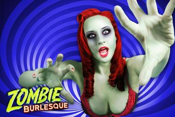 Zombie Burlesque en Planet Hollywood...