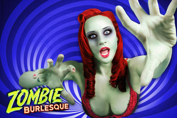 Zombie Burlesque im Planet Hollywood...