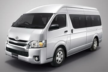 Private Departure Transfer: From Hotel to Phuket Airport by Minivan