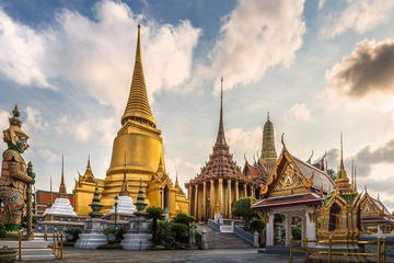Private Tour: Bangkok Temples and ...