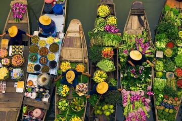 Private Tour: Damnoen Saduak Floating